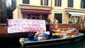 Da Venezia a Idomeni: diario di viaggio