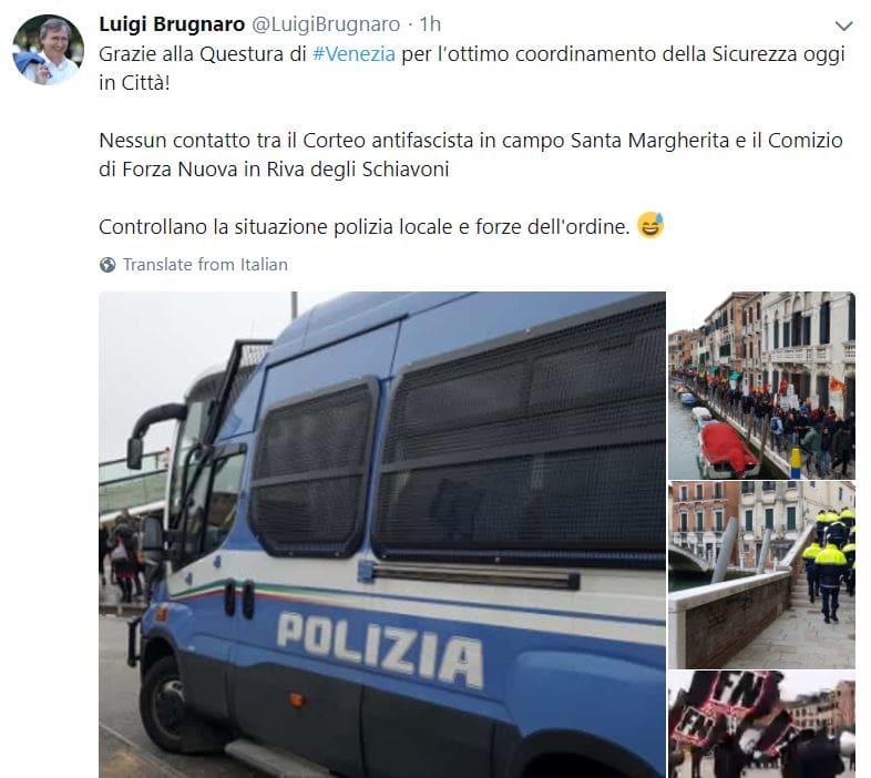 LUIGI BRUGNARO OK-10