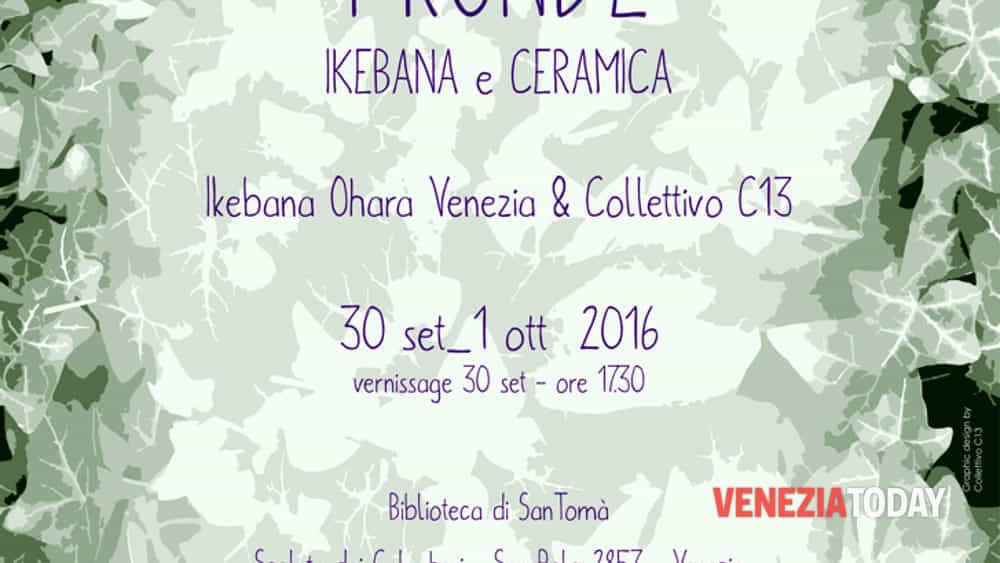 """""""fronde""""  ikebana e ceramica-2"""