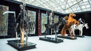 l'inferno di dante all'arsenale di venezia con le sculture di vasily klyukin-3