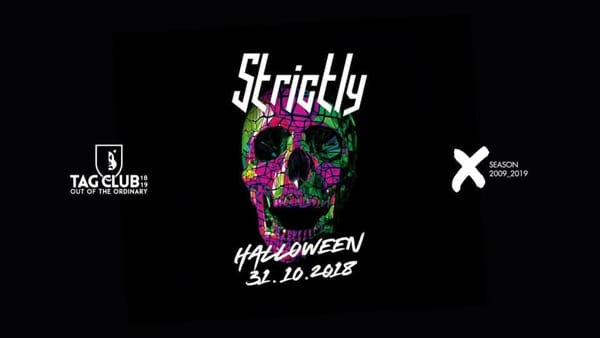 Strictly Halloween Special Edition al Tag Club di Mestre