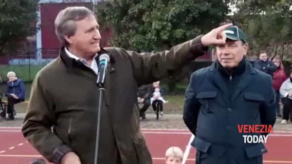 Festa al Quartiere Pertini: taglio del nastro per il nuovo campo di calcio a 5 e di basket