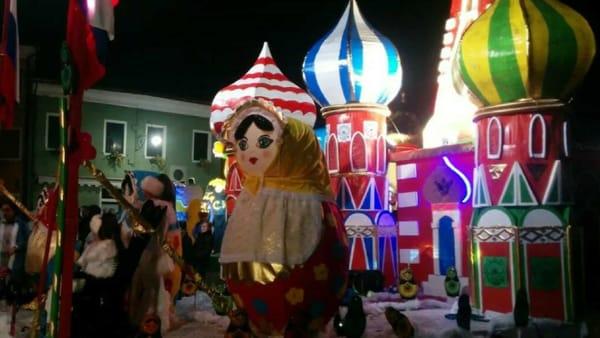 El Carnevale de Buran 2020