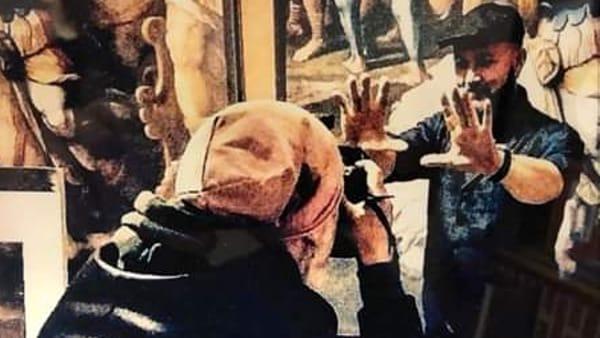 """""""Quando lo scatto incontra il rock"""" by Alex Ruffini c/o Ciani Live Aid"""