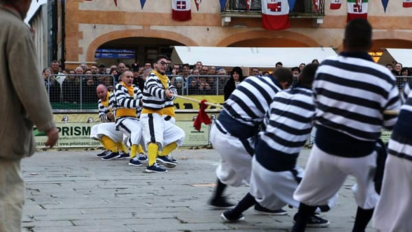 Fiera e zogo de l'oca, torna la tradizionale festa in piazza a Mirano