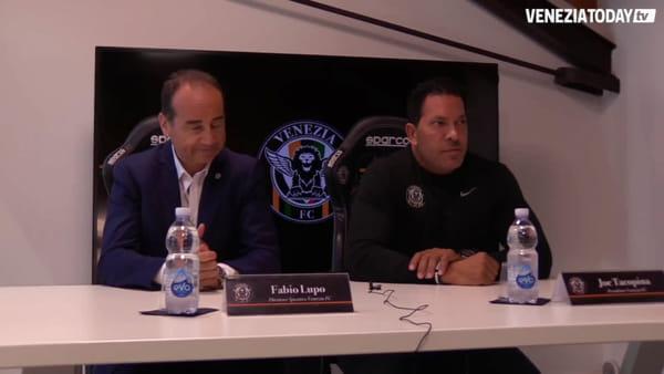 «Prima l'allenatore, poi una squadra che possa vincere la C o essere competitiva in B» VIDEO