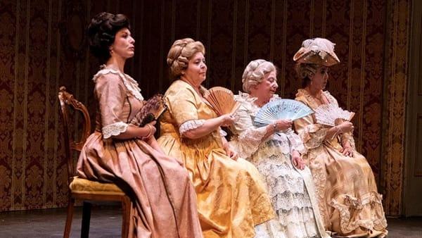 """Al teatro a L'Avogaria arriva Goldoni: in scena """"La Casa Nova"""""""