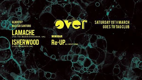 """Over goes to Tag Club"", musica e tanto divertimento fino a tarda notte"