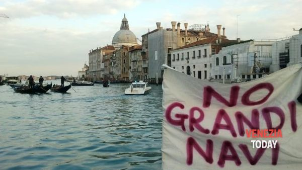 "La protesta anti grandi navi sbarca su Al Jazeera: ""A city for gondolas"""