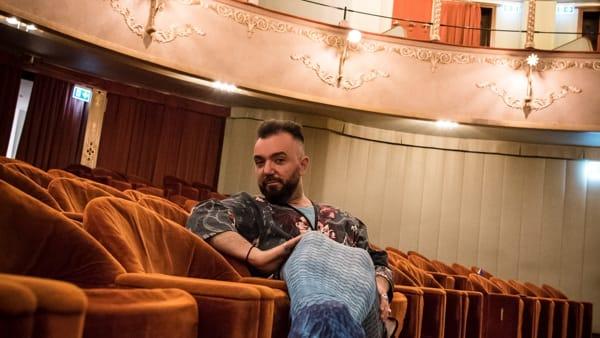 """""""Questa vita è davvero un'Odissea"""": il nuovo spettacolo dal vivo di Mattia Berto"""