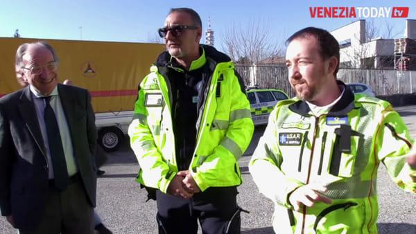 Ulss 3, le nuove ambulanze del Suem permettono interventi veloci ed efficaci   VIDEO