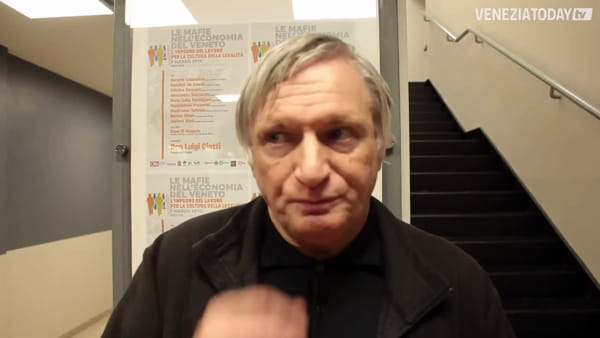 Veneto terra di affari per le mafie: Don Ciotti a Mestre | VIDEO