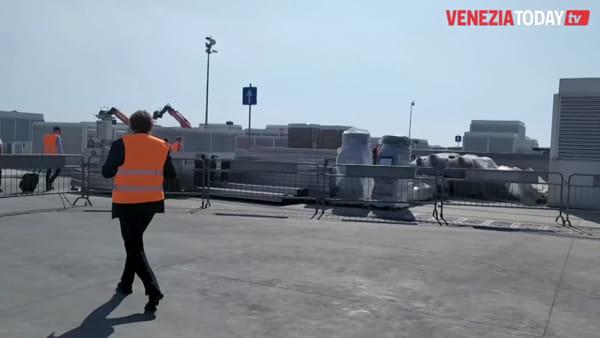 Primo test Mose superato, ora si pensa al lavoro rimanente e alla gestione | VIDEO