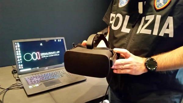 All'M9 l'avanguardia della tecnologia per ricostruire le scene del crimine