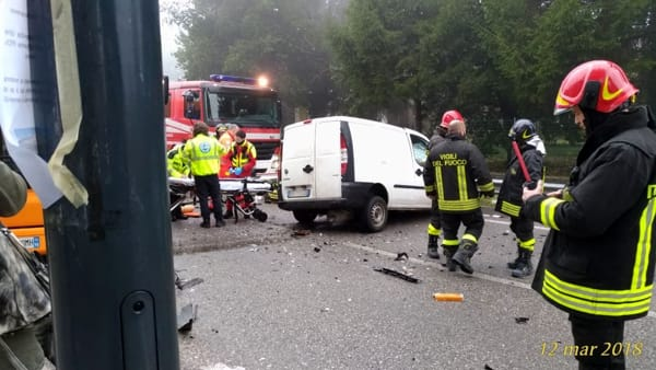 Incidente mortale in Castellana