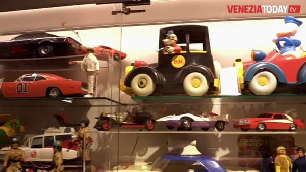Non solo per nostalgici: a Venezia una grande collezione di giocattoli vintage | VIDEO