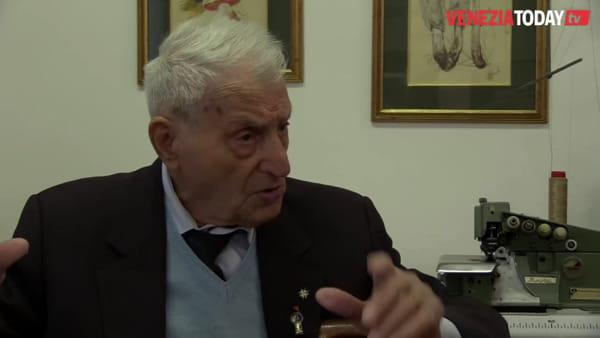 «La vita è un sogno che deve essere rispettato»: intervista ad Antonio Boldrin, sopravvissuto ad Auschwitz-Birkenau | VIDEO