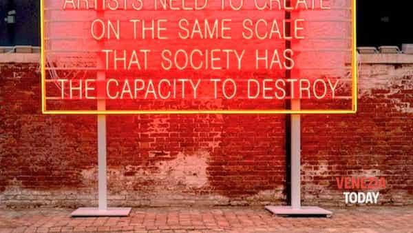 """""""Art, environment and social change"""", conversazione con l'artista Lauren Bon ANNULLATO"""