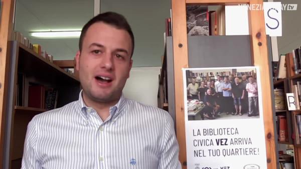 La Biblioteca Vez sbarca nel quartiere Pertini con un punto prestito libri | VIDEO
