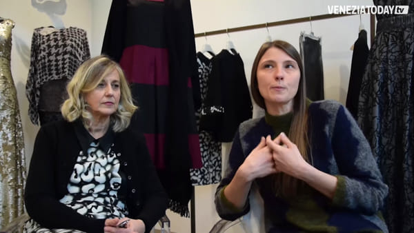 In Galleria Barcella apre la boutique Roberta Scarpa: orari su misura e personal shopper VIDEO