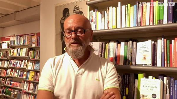 Dal teatro alla letteratura: il primo romanzo di Pierluca Donin | VIDEO