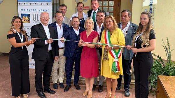 Inaugurato il nuovo distretto sociosanitario di Cavallino-Treporti | VIDEO