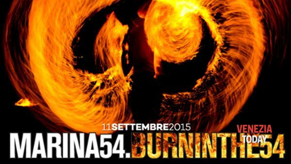 BURNinThe54 al Marina Club
