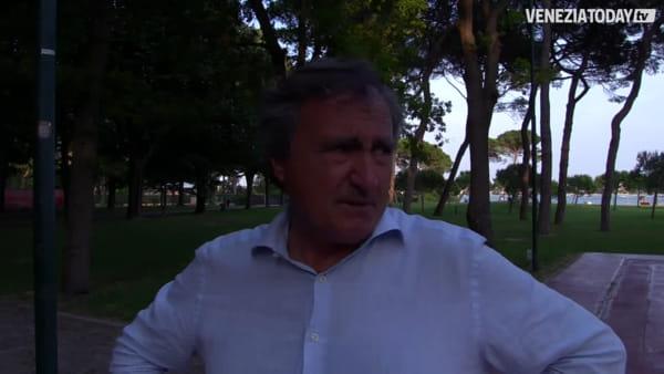Pista di pattinaggio, campo da basket e panchine: a nuovo l'area verde di Sant'Elena