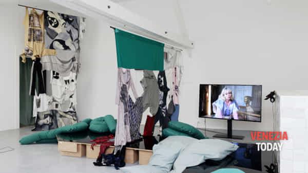 Liv Schulman - solo show - A plus a gallery
