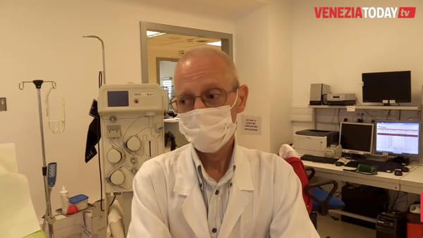 In prima linea per Avis: i carabinieri di Mestre diventano donatori di sangue | VIDEO