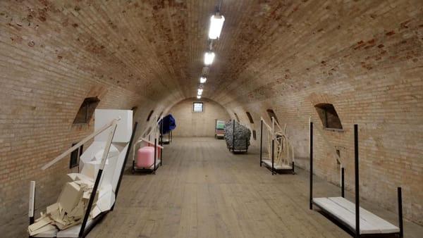 Individualismo e solitudine: la città di un solo abitante nel progetto Biennale per Forte Marghera