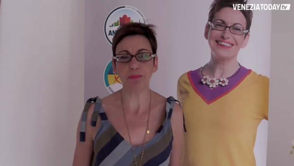 Il confronto tra Patrizia Andreotti e Michela Barin, candidate sindaco di Noale | VIDEO