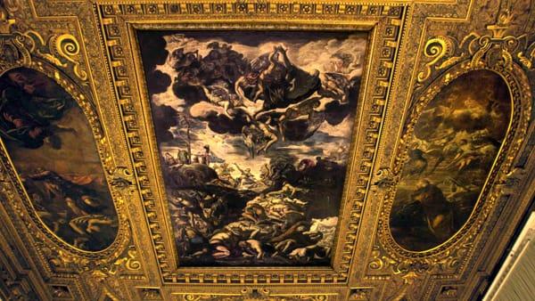 Docu-film di Sky Arte su Tintoretto al cinema. Il narratore è Stefano Accorsi | TRAILER