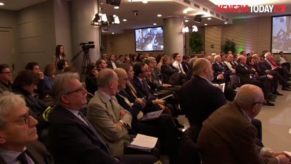 Confindustria: «Altolà» sulle tasse. Venezia tra Mose e Zes. Il ritorno del Magistrato alle acque | VIDEO