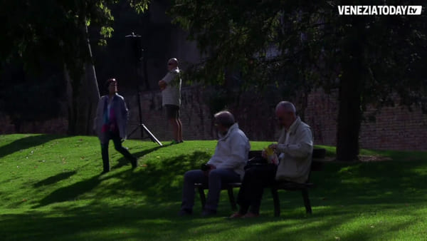 Il giardino di Ca' Bembo riapre i cancelli ai cittadini e agli studenti | VIDEO