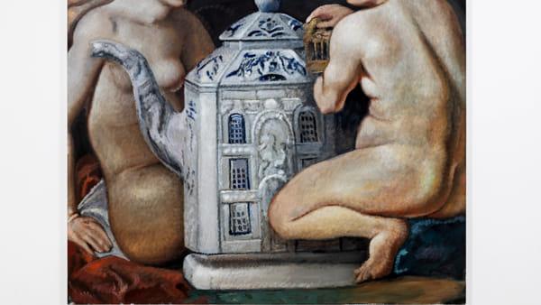 Senza respiro: l'arte contemporanea di Londra fa tappa a Ca' Pesaro