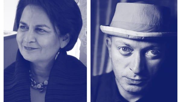 Le Visionarie: Lekha Poddar incontra Fabrice Bousteau
