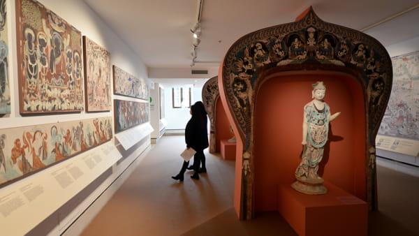 Le Grotte di Dunhuang, il gioiello di arte e cultura cinese in mostra a Ca' Foscari