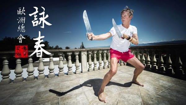 """Kung fu: a San Donà il nuovo """"Yip Man"""" insegna l'anima del Ving Tsun"""