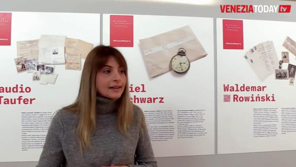 A Ca' Foscari le foto degli oggetti requisiti ai deportati nei campi di concentramento | VIDEO