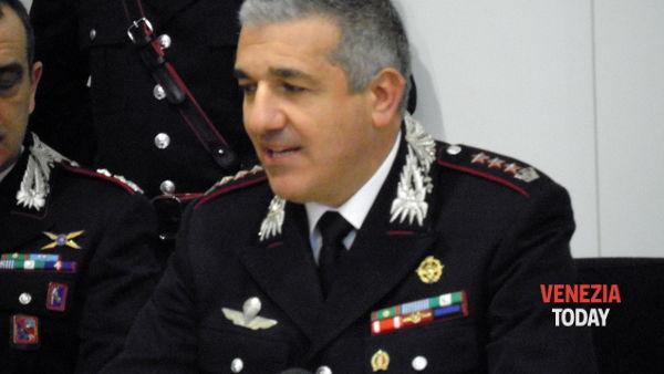 """Il comandante dei carabinieri Cataldo: """"Tutti gli indizi ci portano a Dekleva"""""""