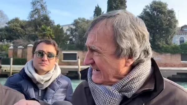 Un taxi elettrico a Venezia (e un emendamento per consentire la navigazione) | VIDEO