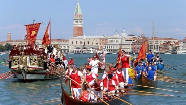 Festa della Sensa 2017, a Venezia si rivive la storia millenaria della Serenissima