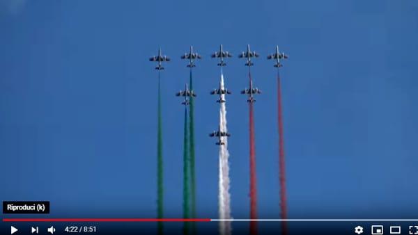 Jesolo Air Show 2019: lo spettacolo delle Frecce Tricolori