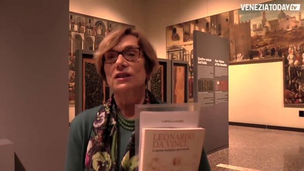 Dai caveau dell'Accademia l'Uomo Vitruviano e gli altri disegni autografi di Leonardo | VIDEO