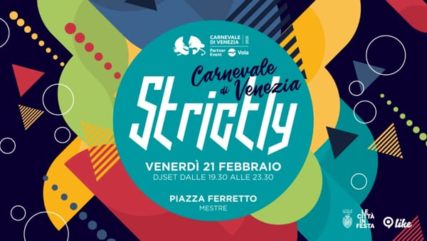 Happy Friday di Carnevale a Mestre: shopping, spettacoli e dj set in centro