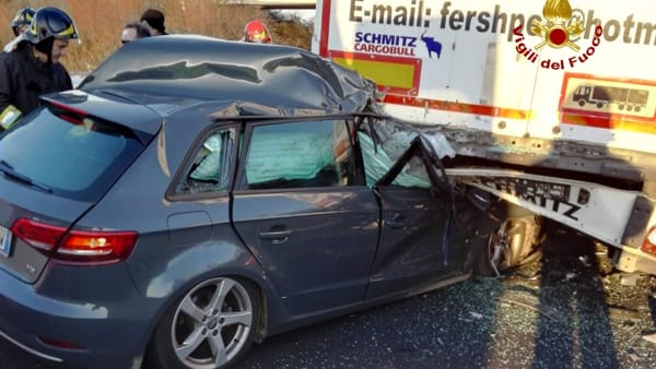 Foto: Incidente in A4