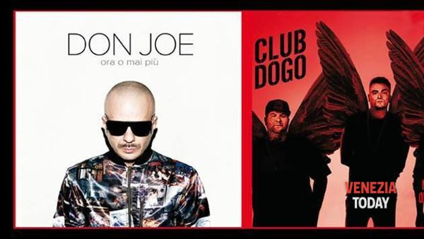 Don Joe e I Club Dogo alla Nave de Vero