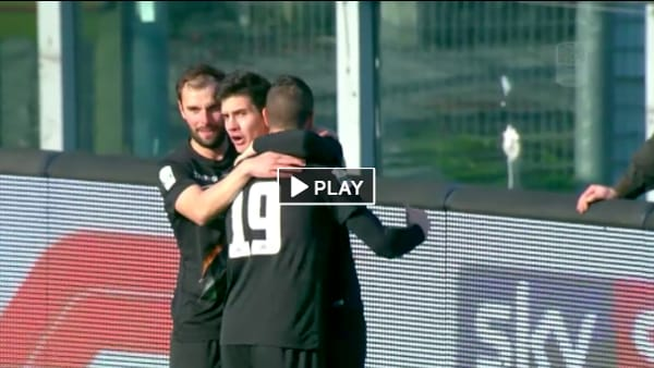 VIDEO | Spezia Venezia 1-1: gol e highlights della 25esima giornata di serie B