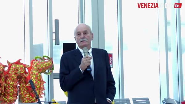 Capodanno Cinese, nel segno del Topo, all'aeroporto Marco Polo di Venezia | VIDEO